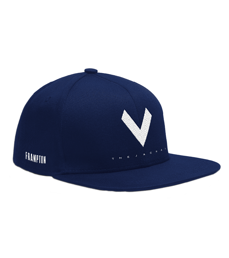 Jackal Snapback Cap Blue