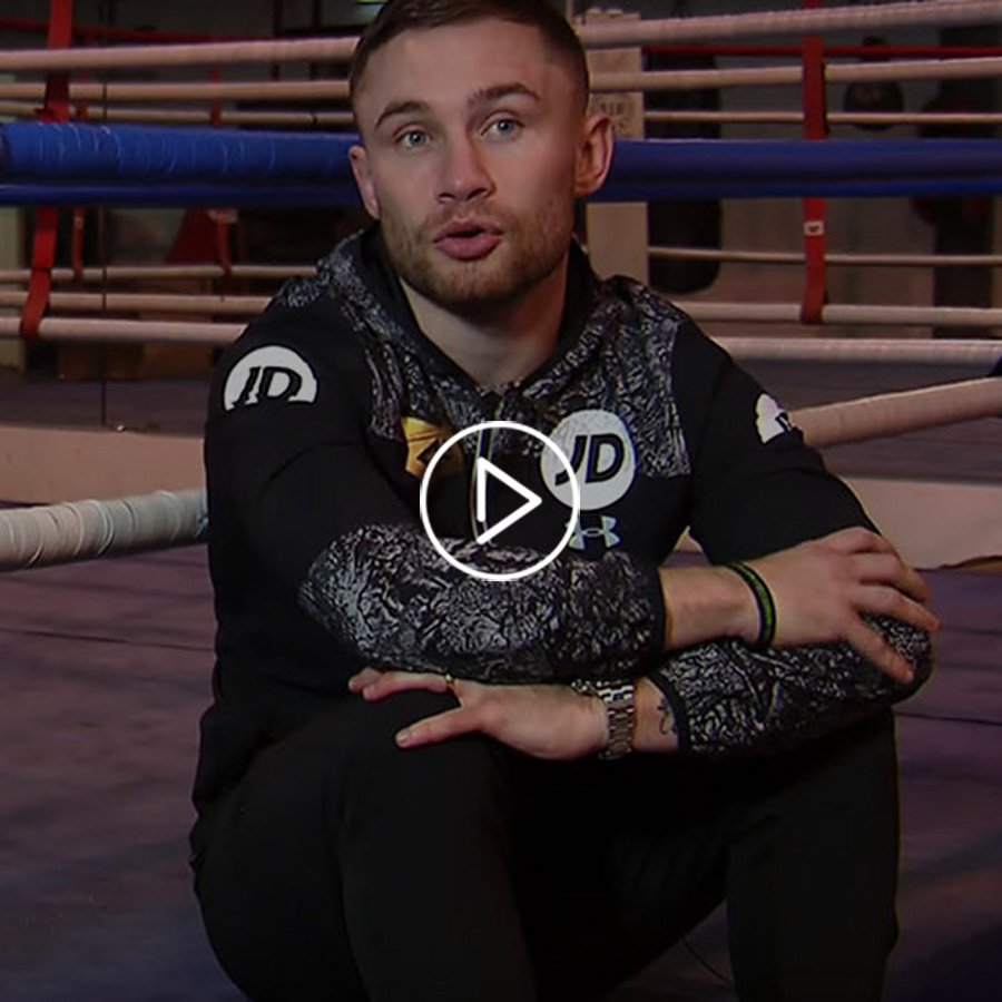 Carl Frampton - Fighter by Trade