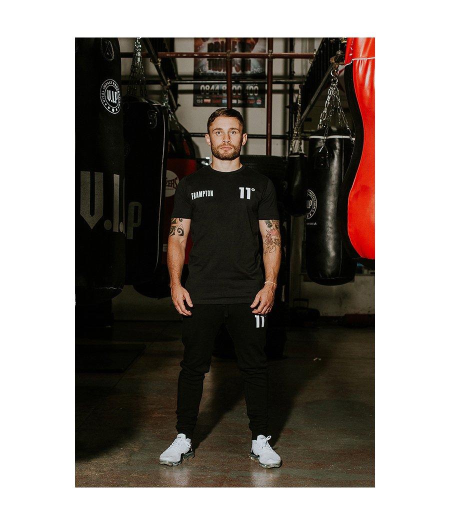 Frampton Core T-Shirt Black