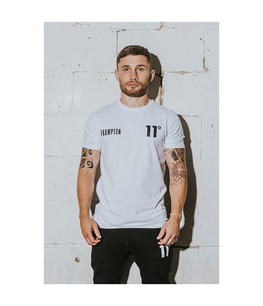 Frampton Core T-Shirt White