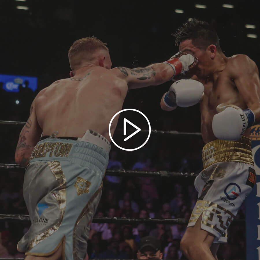 Frampton vs. Santa Cruz