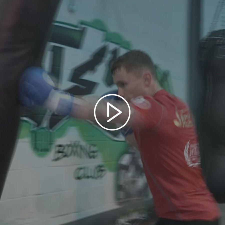 Training on the bag