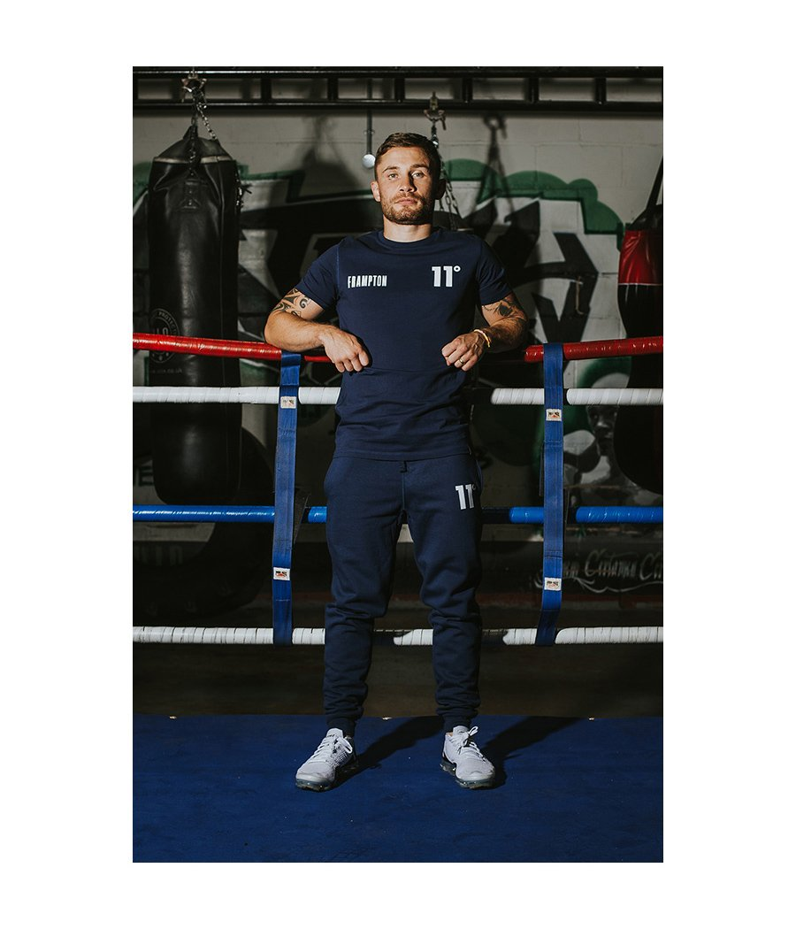 Frampton Core T-Shirt Navy